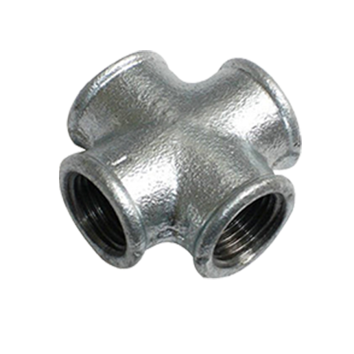 beaded-cross-fig-no.180-malleable-iron-pipe-fitting